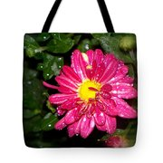 A Little Hot Pink Tote Bag