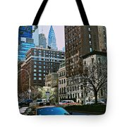 A Little Slice Of New York Tote Bag
