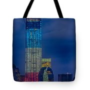 A Look At Freedom Tote Bag