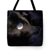 A Magical Moon Tote Bag
