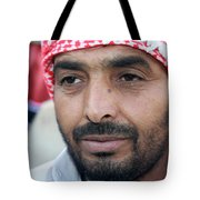 A Man From Jericho Tote Bag