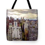 A Manhattan View Tote Bag