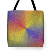 A Melding Of Ways Tote Bag