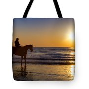 A Moment Of Silence Tote Bag