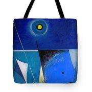 A Moon Story Tote Bag