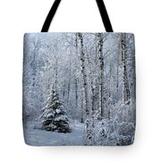 A Morning Dusting Tote Bag