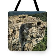 A Mountain Perspective Tote Bag