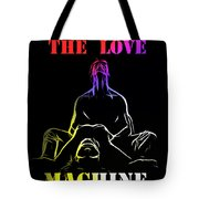 A New Lover In Town Tote Bag