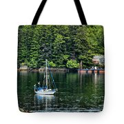 A Nice Day For A Sail Tote Bag