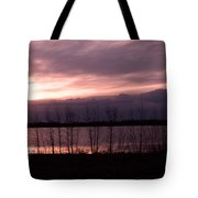 A Night Of Pink Tote Bag