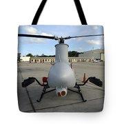 A Northrop Grumman Rq-8 Fire Scout Tote Bag