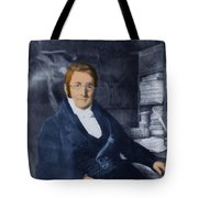 A. P. De Candolle, Swiss Botanist Tote Bag by Science Source
