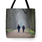 A Peaceful Stroll Tote Bag