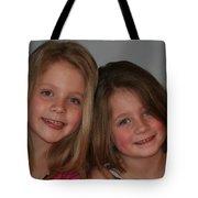 A Peach Of A Pair Tote Bag