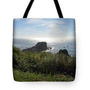 A Perfect View Tote Bag
