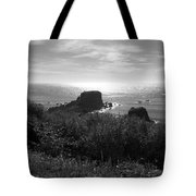 A Perfect View Of Sunlight Tote Bag
