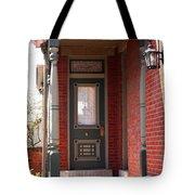 A Picturesque Porch Tote Bag