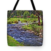 A Place Without Time Tote Bag