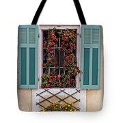 A Provence Window Tote Bag