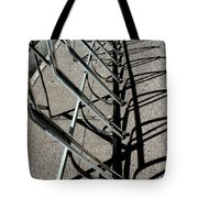 A Rack Of Shadows Tote Bag