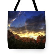 A Ray Of Sunshine  Tote Bag