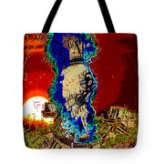 A Rift In Time Tote Bag