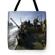 A Riverine Squadron Conducts Security Tote Bag
