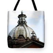 A Roman Church And Dome Tote Bag