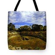 A Ruin In Sicily Tote Bag