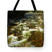 A Rush Tote Bag by Skip Willits