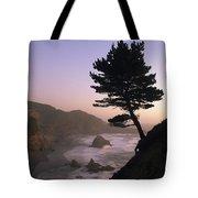 A Scenic View Of The Oregon Coast Tote Bag