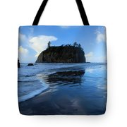 A Sea Of Blue Tote Bag
