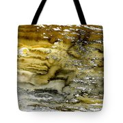 A Sea Of Raw Sienna Tote Bag