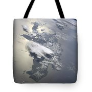A Serene View Of A Portion Tote Bag