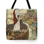 A Sermon  Tote Bag by English School