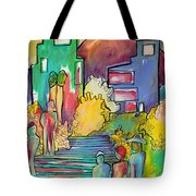 A Shared Story Tote Bag