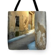 A Sidestreet In Provence Tote Bag