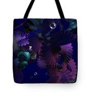 A Simple Traveler Tote Bag