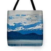 A Slice Of Alaska Tote Bag