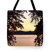 A Soothing Sunset Tote Bag