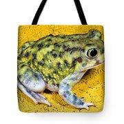 A Spadefoot Toad Tote Bag