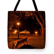 A Spot To Take In Tote Bag