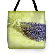 A Spray Of Lavender Tote Bag