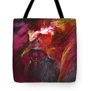 A Spy In The Air Tote Bag
