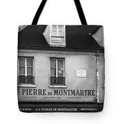 A St Pierre De Montmartre In Paris Tote Bag