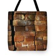 A Stack Of Bricks Tote Bag