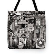 A Stop Along Route 66 II Tote Bag