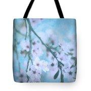 A Subtle Spring Tote Bag