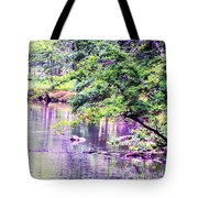 A Summer's Afternoon Tote Bag