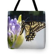 A Swallowtail Butterfly Tote Bag